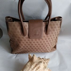 Dooney Bourke brown purse